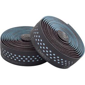 Deda Elementi Presa Handlebar Tape Perforated, negro/azul